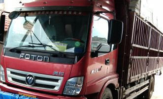 福田欧曼其他车系 载货车  168匹 2015年06月 4x2