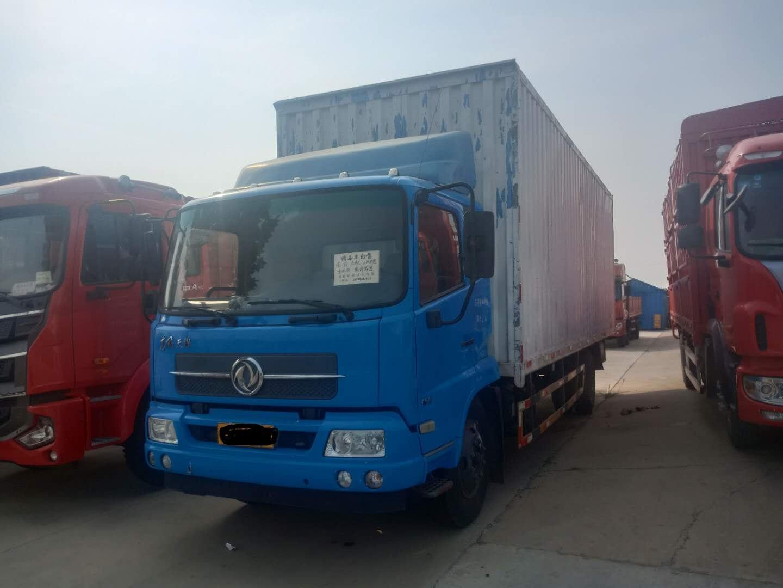 东风天龙 载货车  160匹 2015年07月 4x2