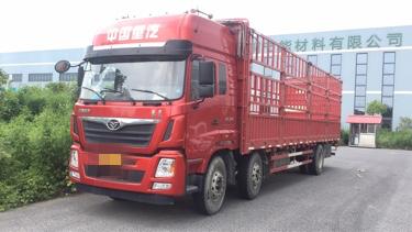 中国重汽豪曼 载货车  280匹 2017年03月 6x2