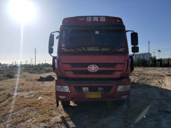 青岛解放其他车系 牵引车  380匹 2012年01月 6x4