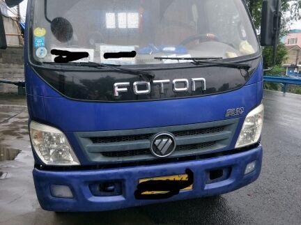 北汽福田其他车系 载货车  110匹 2014年02月 4x2
