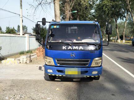 #其他品牌其他 载货车  120匹 2009年12月 4x2