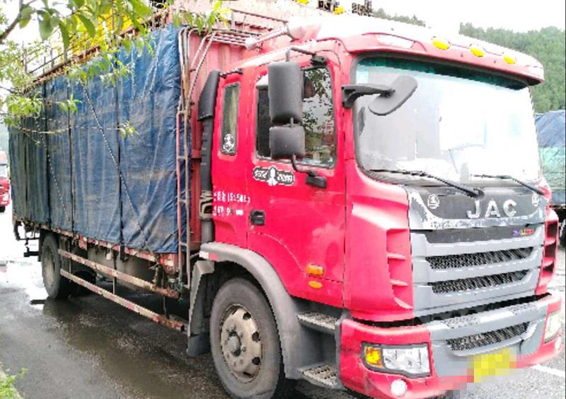 江淮格尔发 载货车  160匹 2014年05月 4x2