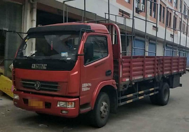 东风其他车系 载货车  156匹 2014年10月 4x2