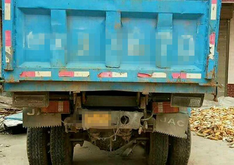 江淮其他车系 自卸车  120匹 2009年11月 4x2