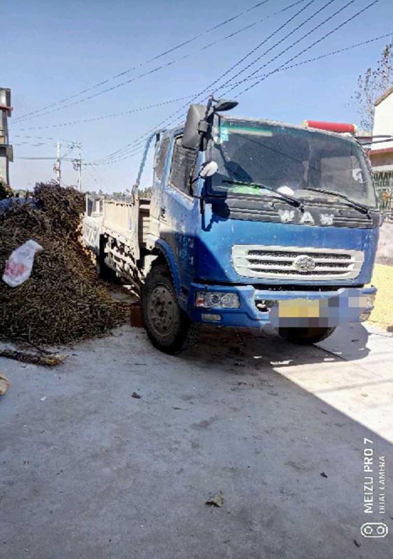 #其他品牌 载货车  150匹 2012年02月 4x2