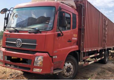 东风天锦 载货车  170匹 2014年03月 4x2
