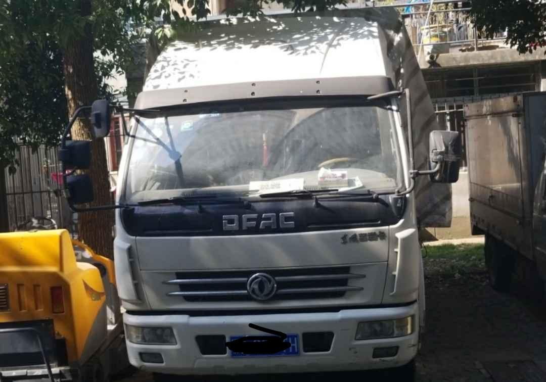 东风其他车系 载货车  100匹 2012年04月 4x2