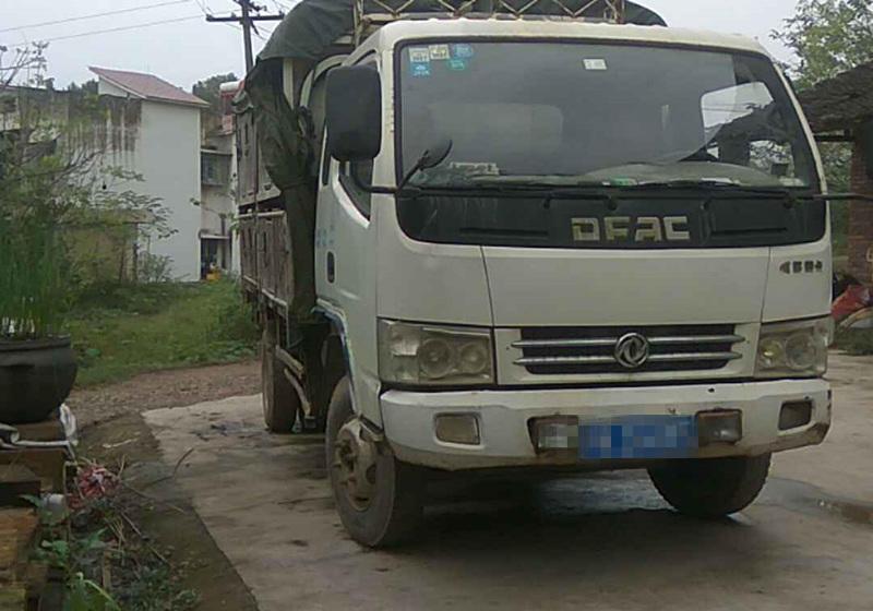 东风其他车系 载货车  100匹 2011年10月 4x2