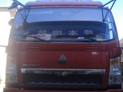 中国重汽HOWO 载货车  120匹 2017年11月 4x2
