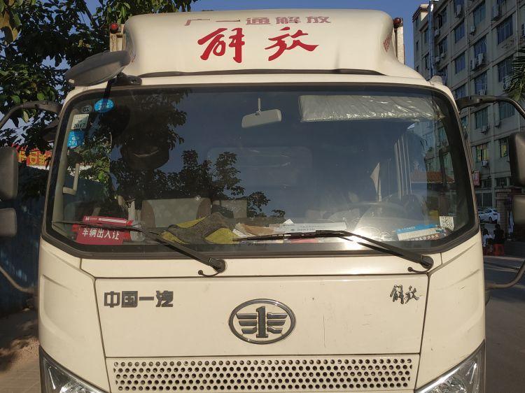 青岛解放其他车系 载货车  135匹 2016年11月 4x2