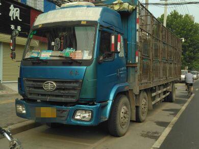 一汽解放其他车系 载货车  180匹 2009年11月 6x2