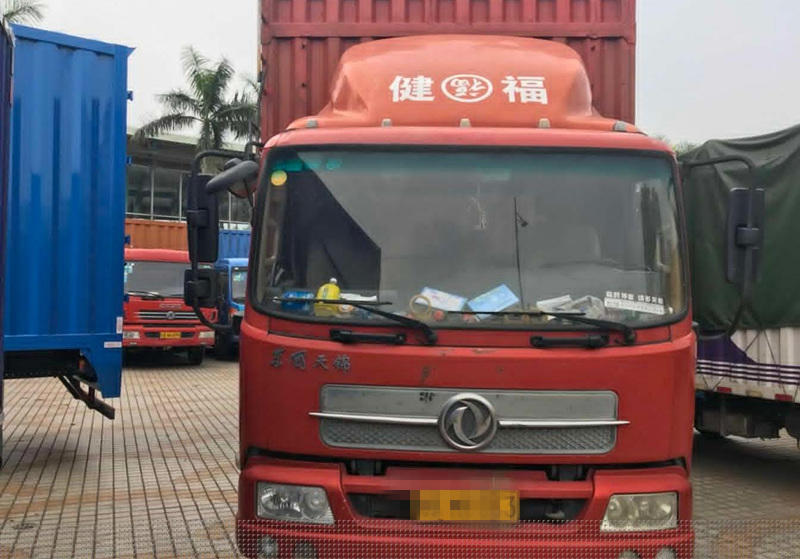东风天锦 载货车  140匹2014年08月 4×2 国四