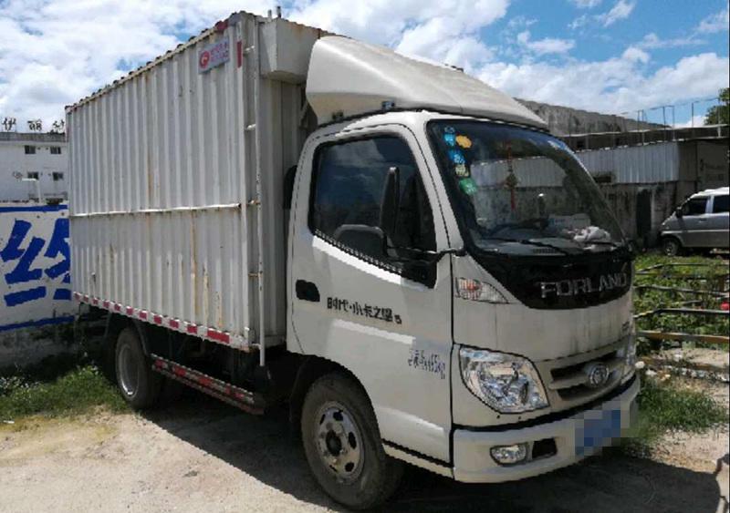 时代小卡之星 载货车  120匹2014年12月 4×2 国五
