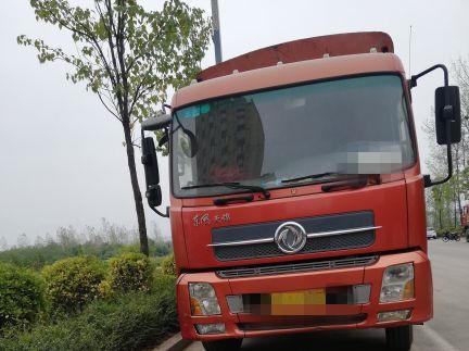 东风天锦 载货车  170匹 2011年10月 4x2