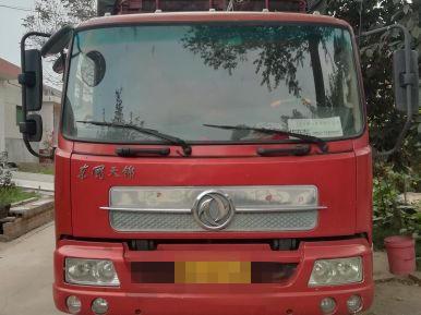 东风天锦 载货车  160匹 2010年11月 4x2