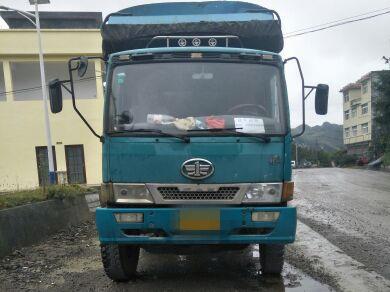 一汽解放其他车系 自卸车  190匹 2010年10月 4x2