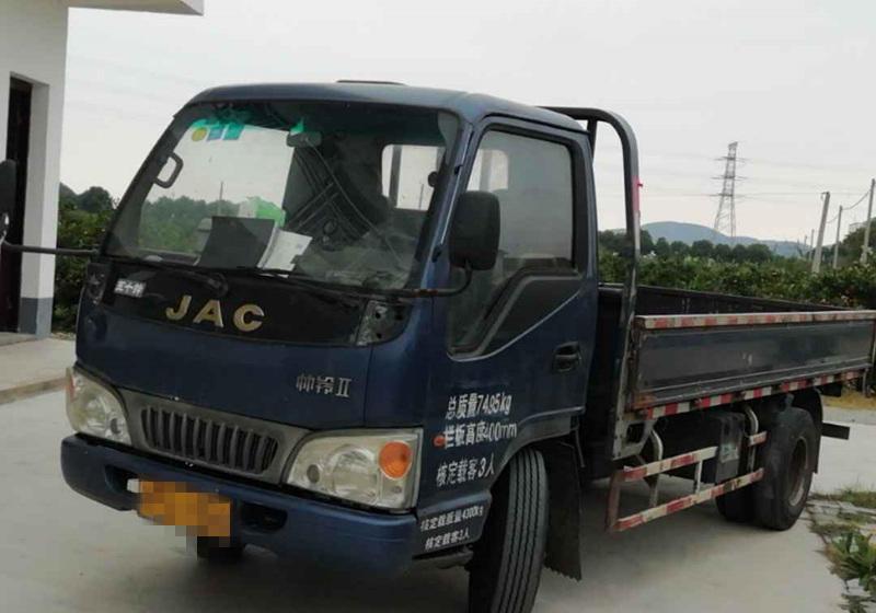 江淮其他车系 载货车  120匹 2011年03月 4x2