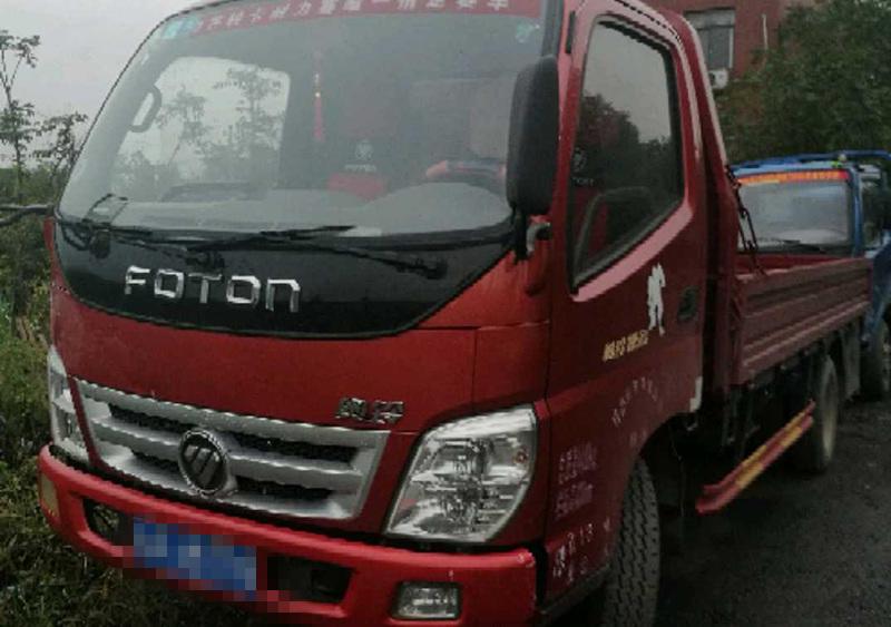 #其他品牌 载货车  103匹 2014年02月 4x2