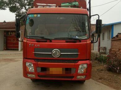 东风天锦 载货车  170匹 2012年03月 4x2