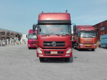 东风天龙 牵引车  340匹 2011年12月 6x2