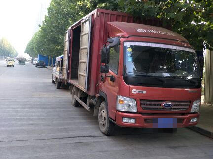 开瑞绿卡 载货车  120匹 2017年05月 4x2