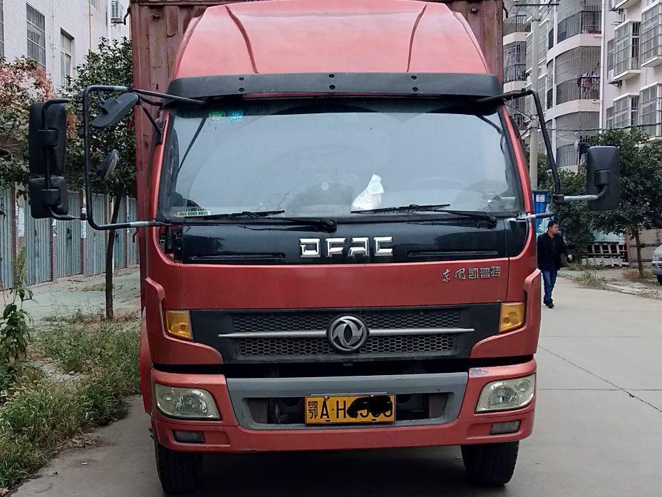 东风其他车系 载货车  140匹 2011年04月 4x2