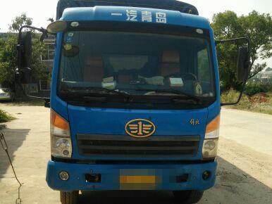 青岛解放其他车系 载货车  180匹 2014年06月 4x2