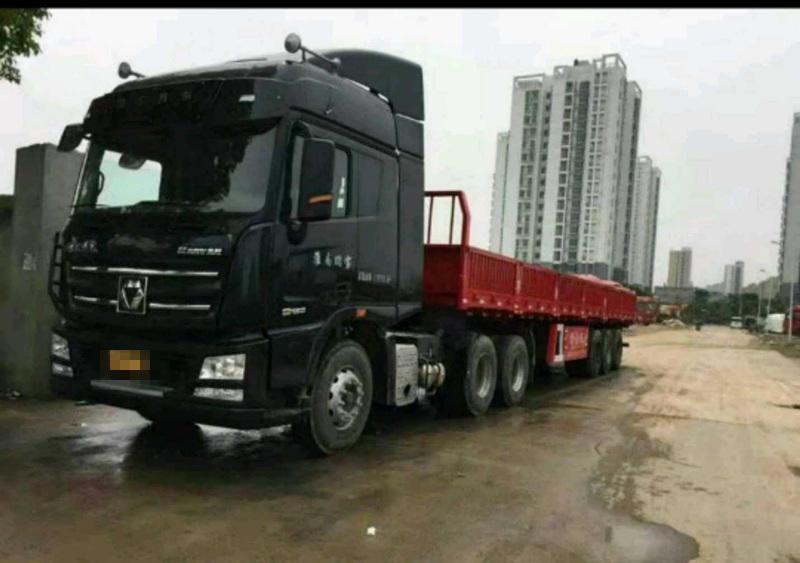 徐工汽车汉风 牵引车  460匹 2016年06月 6x4