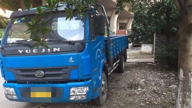#其他品牌 载货车  140匹 2015年01月 4x2