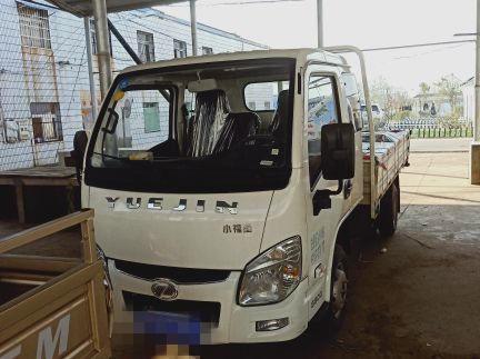 南京依维柯小福星 载货车  68匹 2018年10月 4x2