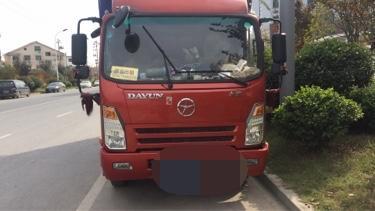 大运奥普力 载货车  140匹 2016年11月 4x2