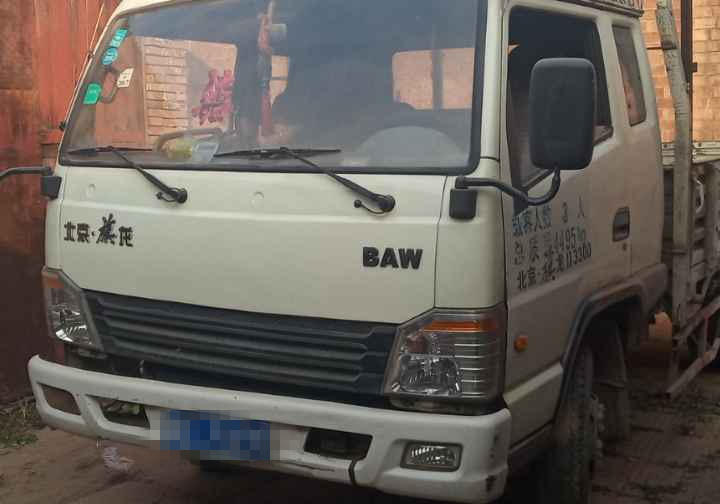 #其他品牌 载货车  4102匹 2012年09月 4x2