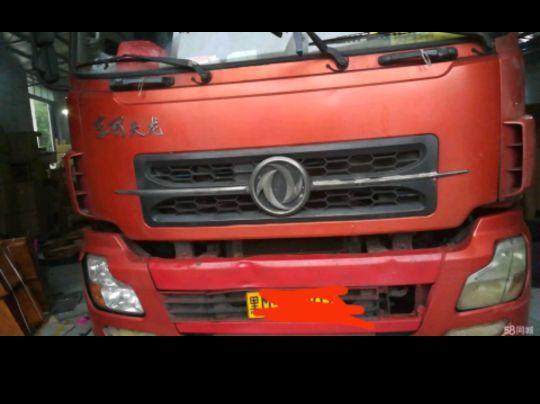 东风天龙 牵引车  375匹 2009年10月 6x4