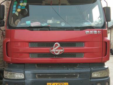 东风霸龙 载货车  310匹 2010年07月 8x4