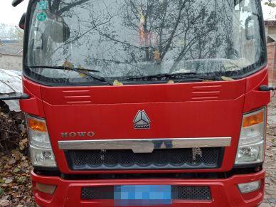 中国重汽HOWO 载货车  135匹 2016年12月 4x2