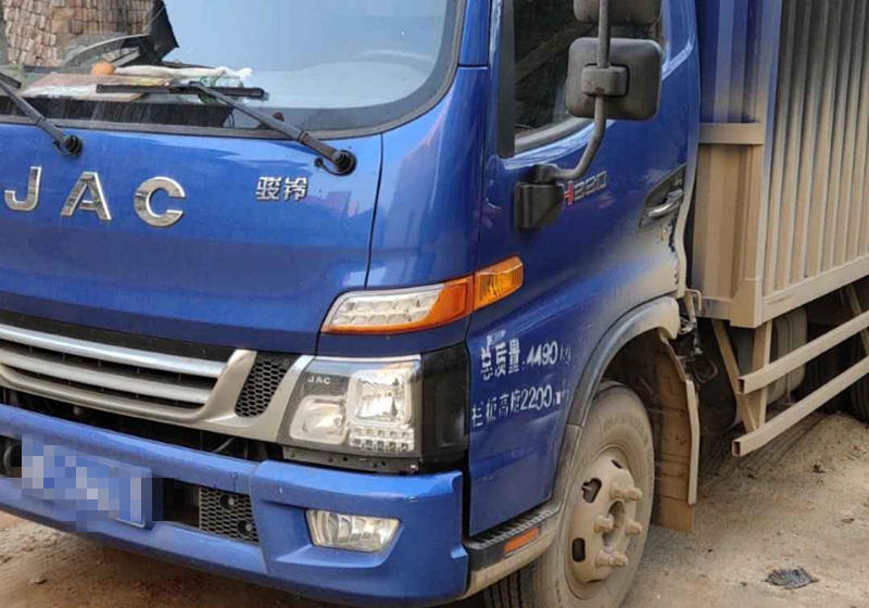 江淮其他车系 载货车  152匹 2017年02月 4x2