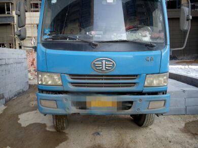 一汽解放其他车系 载货车  180匹 2011年06月 6x2
