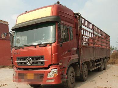 东风天龙 载货车  290匹 2013年06月 8x4