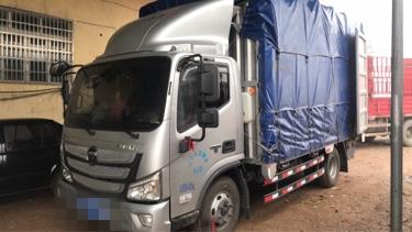 福田欧曼其他车系 载货车  143匹 2018年10月 4x2