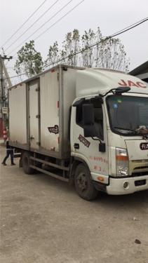 江淮其他车系 冷藏车  152匹 2017年04月 4x2