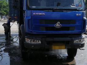 东风乘龙 载货车  180匹 2014年12月 4x2