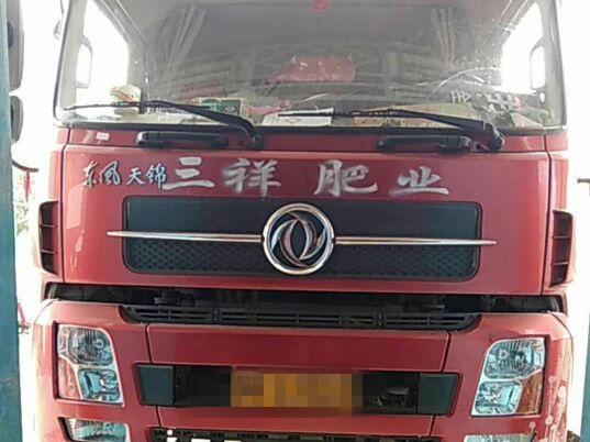东风天锦 载货车  210匹 2016年09月 4x2