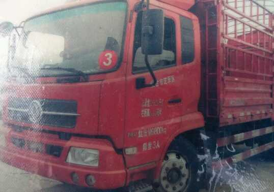 东风天锦 载货车  140匹 2013年04月 4x2