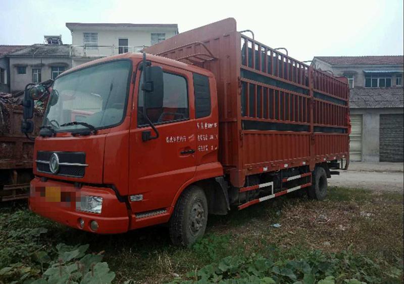 东风天锦 载货车  140匹 2012年08月 4x2