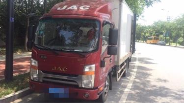 江淮其他车系 冷藏车  132匹 2015年07月 4x2