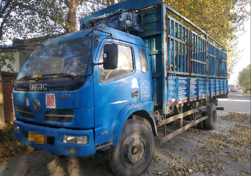 东风其他车系 载货车  140匹 2013年11月 4x2
