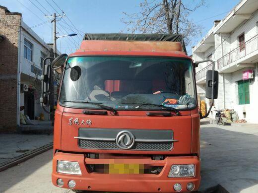 东风天锦 载货车  160匹 2012年04月 4x2