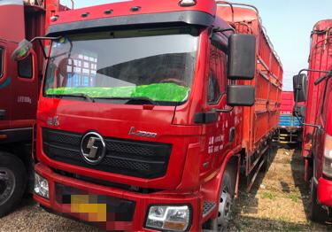 陕汽德龙L3000 载货车  185匹 2017年06月 4x2