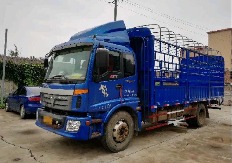 福田欧曼其他车系 载货车  140匹 2011年03月 4x2